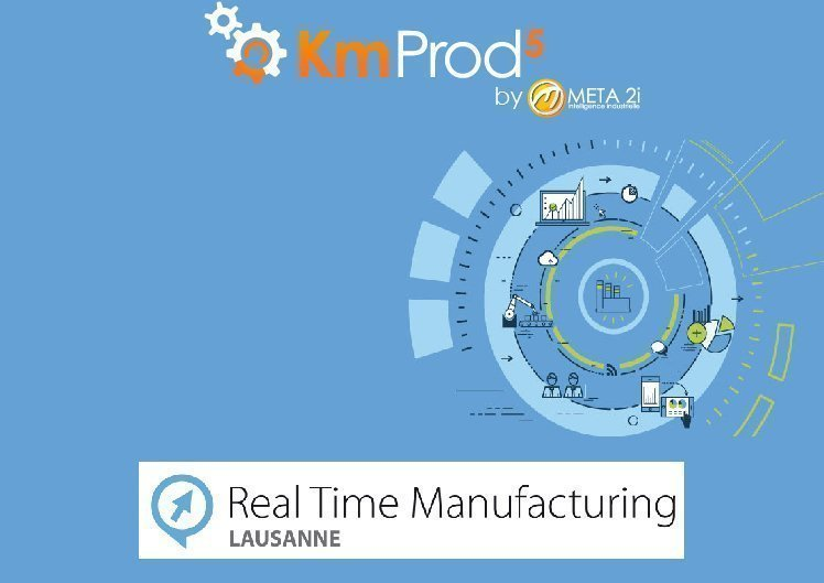 KmProd real time manufacturing